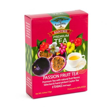 Passion Fruit Teabags