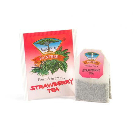 Strawberry Teabags